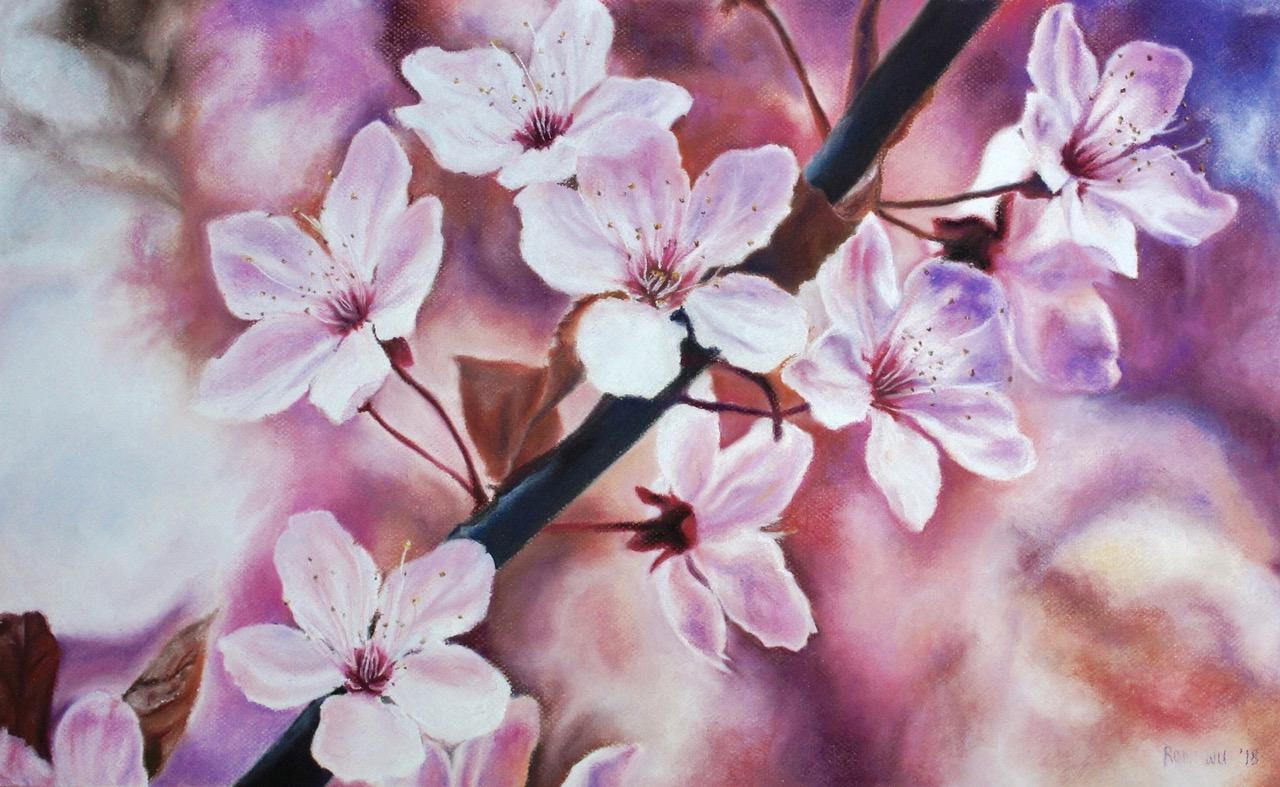 R. Wu - Blossoms - Teen Class - Study
