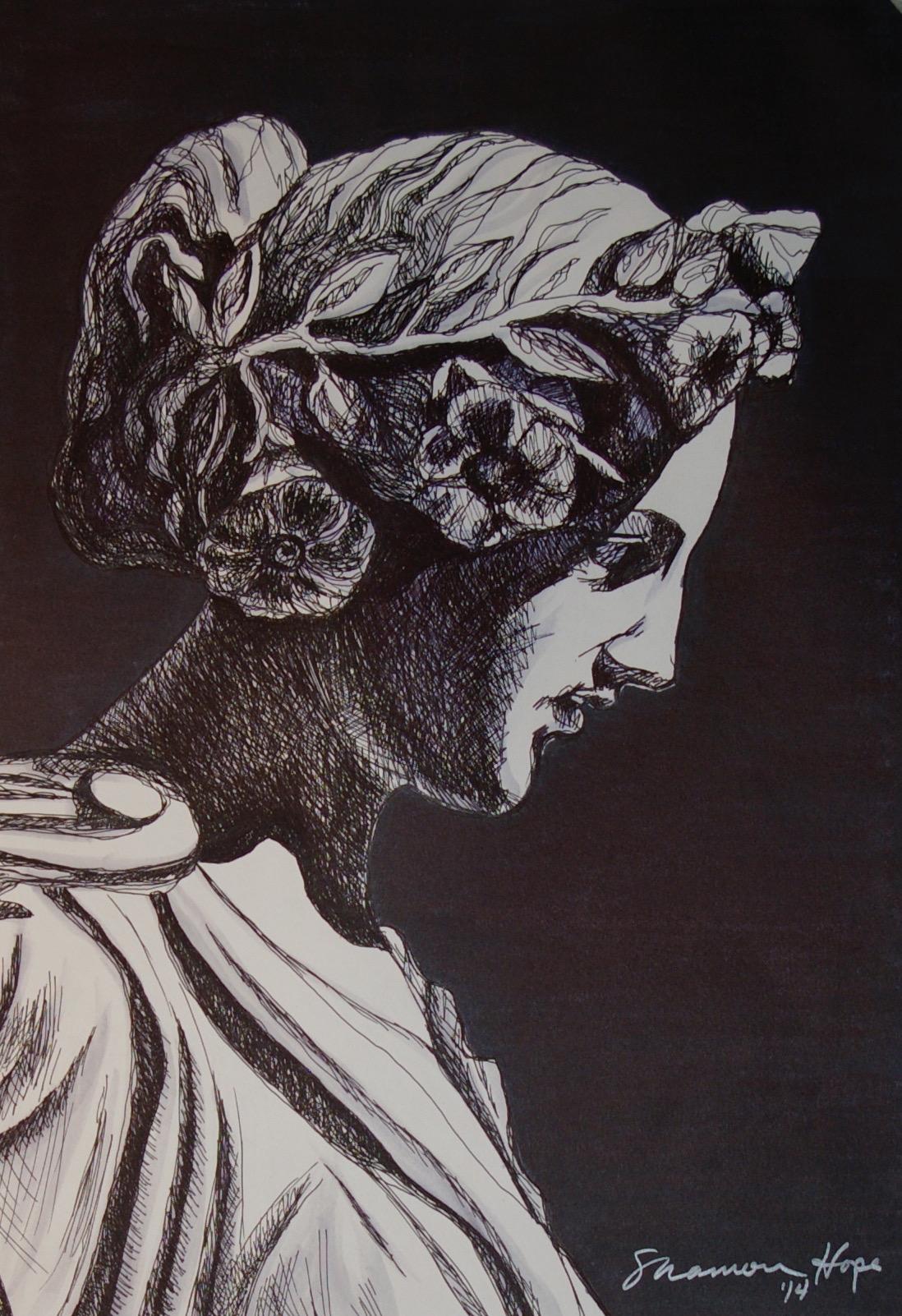 S. Hope - Statue - Teen Class - Study