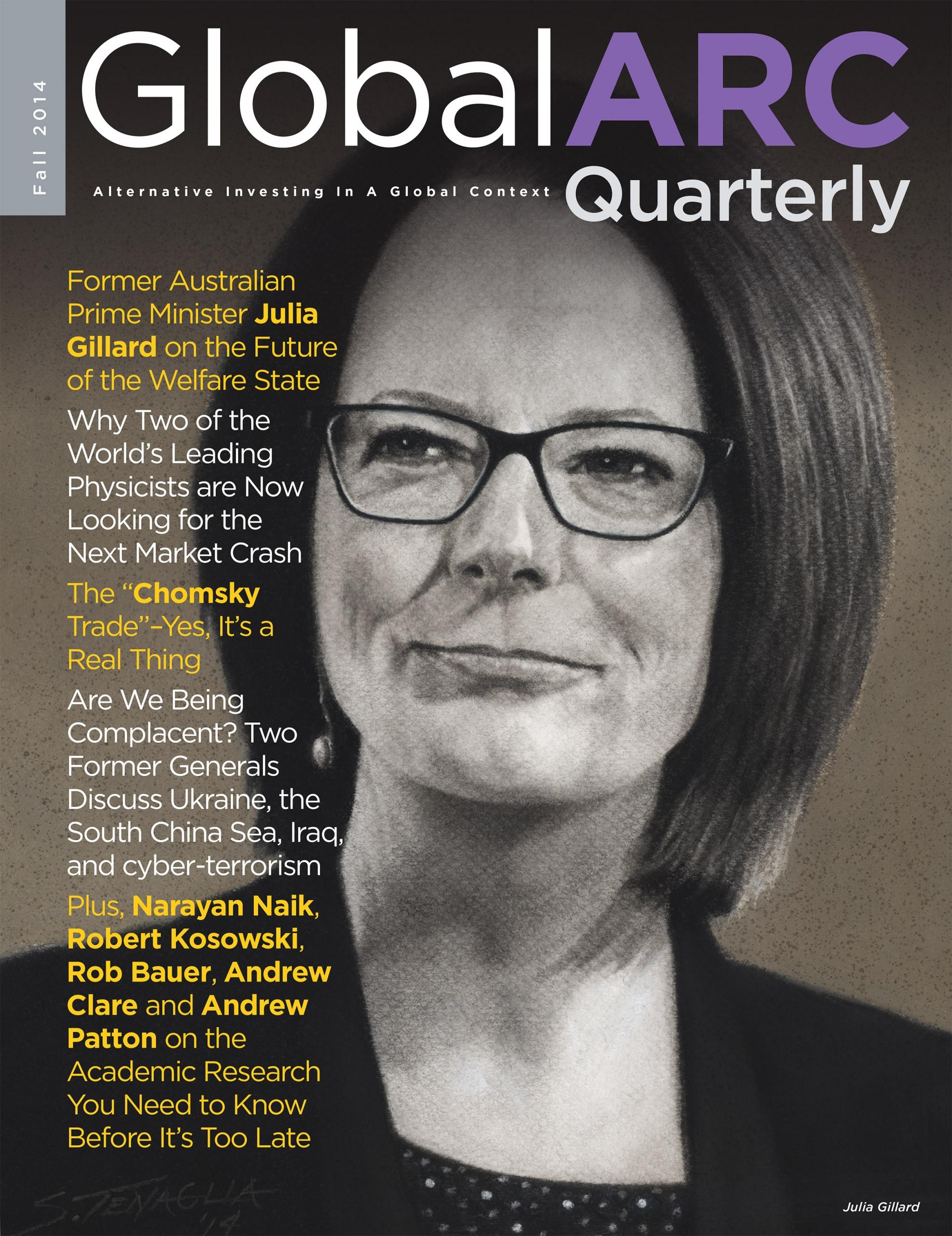 GlobalARC Cover Julia