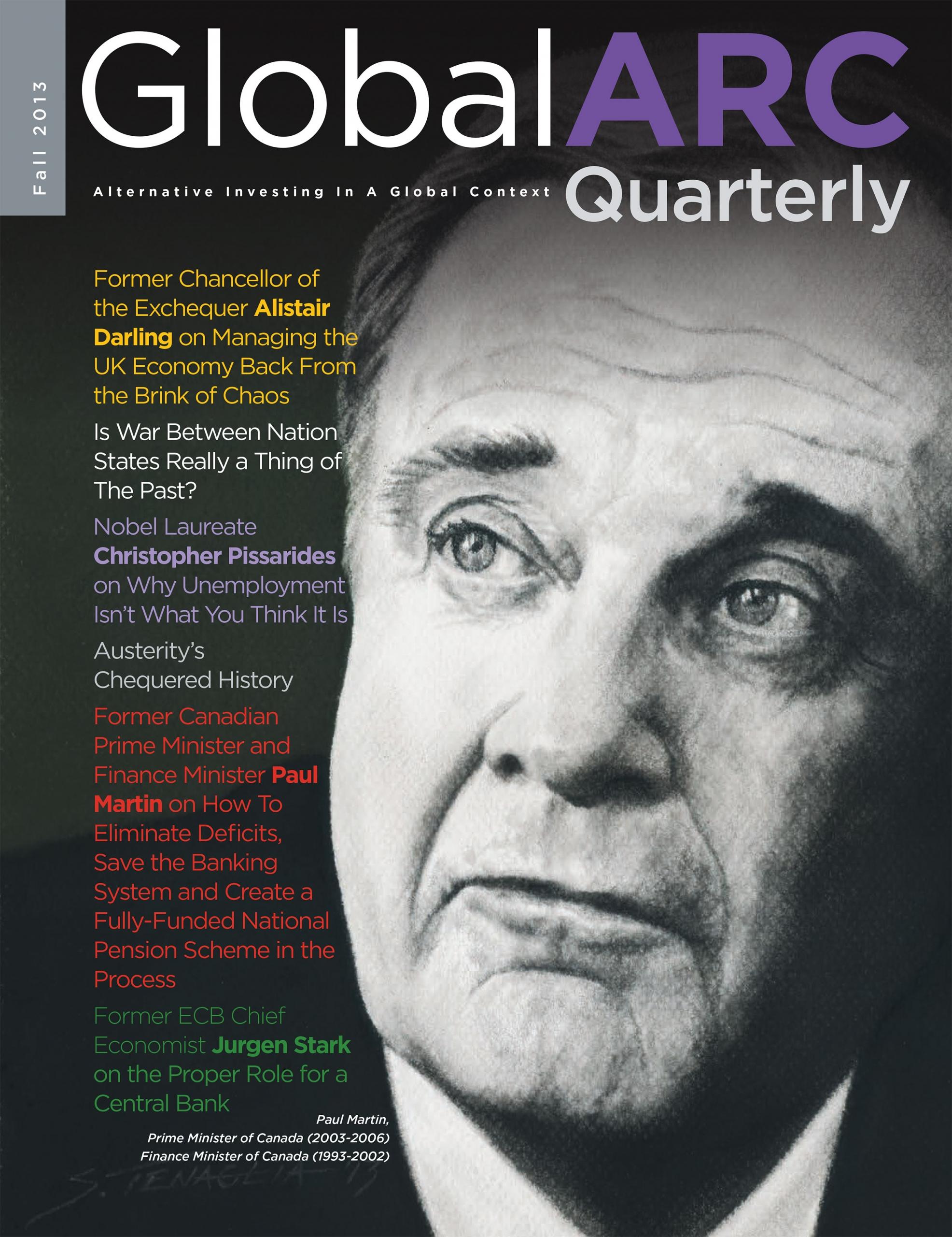 GlobalARC Cover Martin