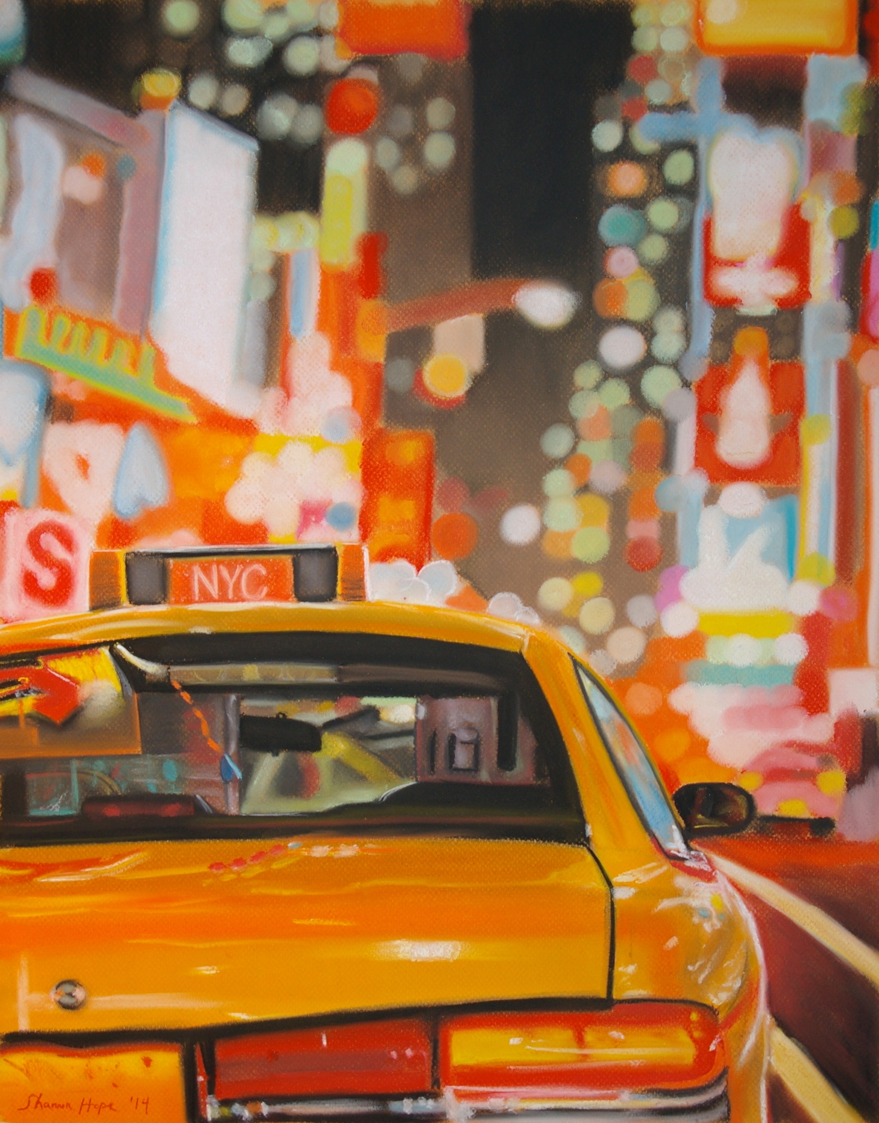 S. Hope - Yellow Cab - Teen Class - Study